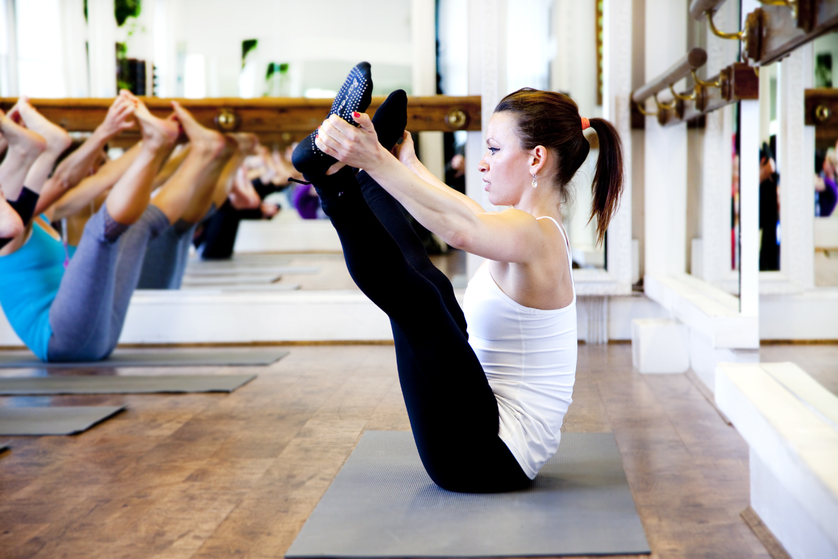 Barreworks Fusion Workout